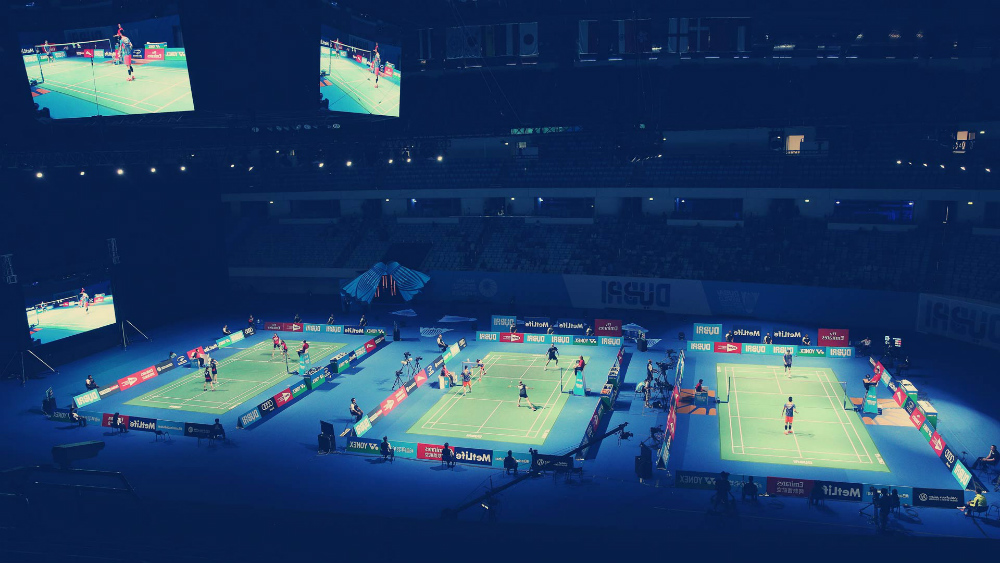 Final Super Series Dubai